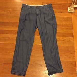 GAP tencel summer pants